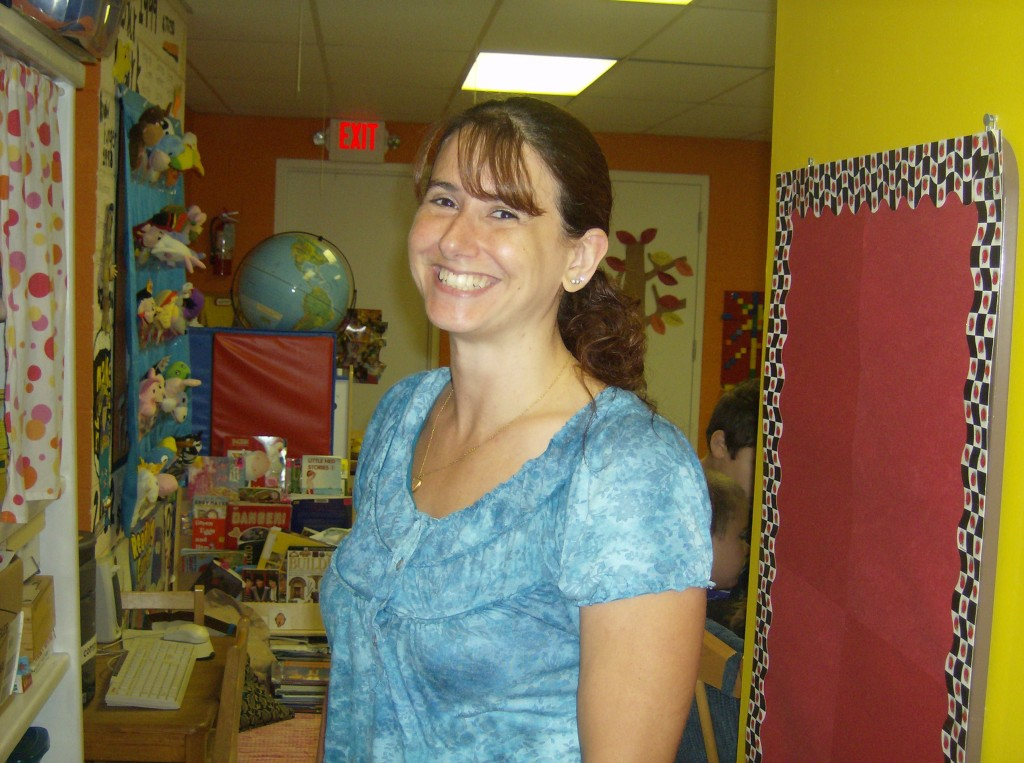 Melissa Evans, 2 &amp; 3 Year old Preschool Teacher